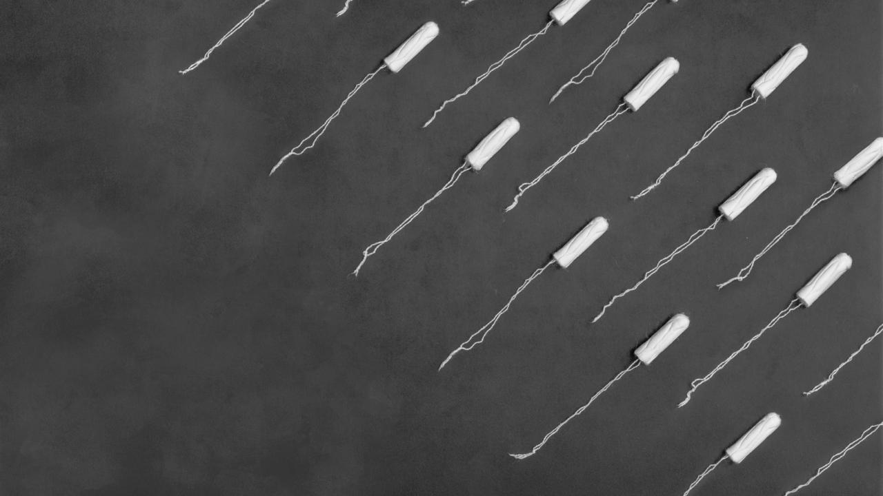 Réjeanne Les tampons hygiéniques sont-ils nocifspour la santé?