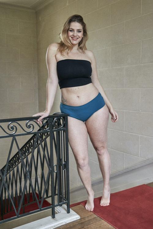 Shorty Callie Bleu