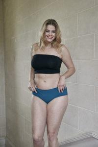 Réjeanne Shorty Callie Bleu