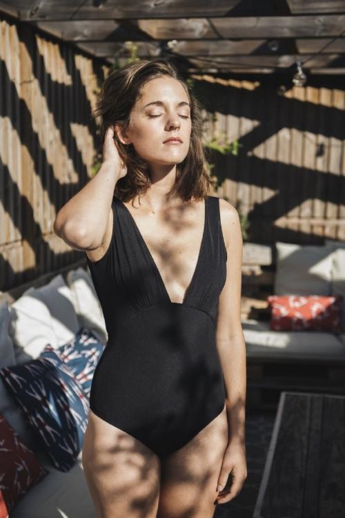 Maillot de bain Swim Noir